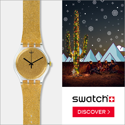 swatch ad