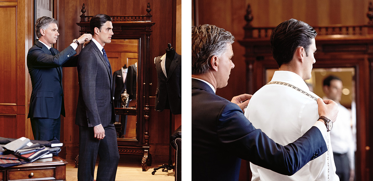 Brooks Brothers Made To Measure Event In Athens Iniconswetrust