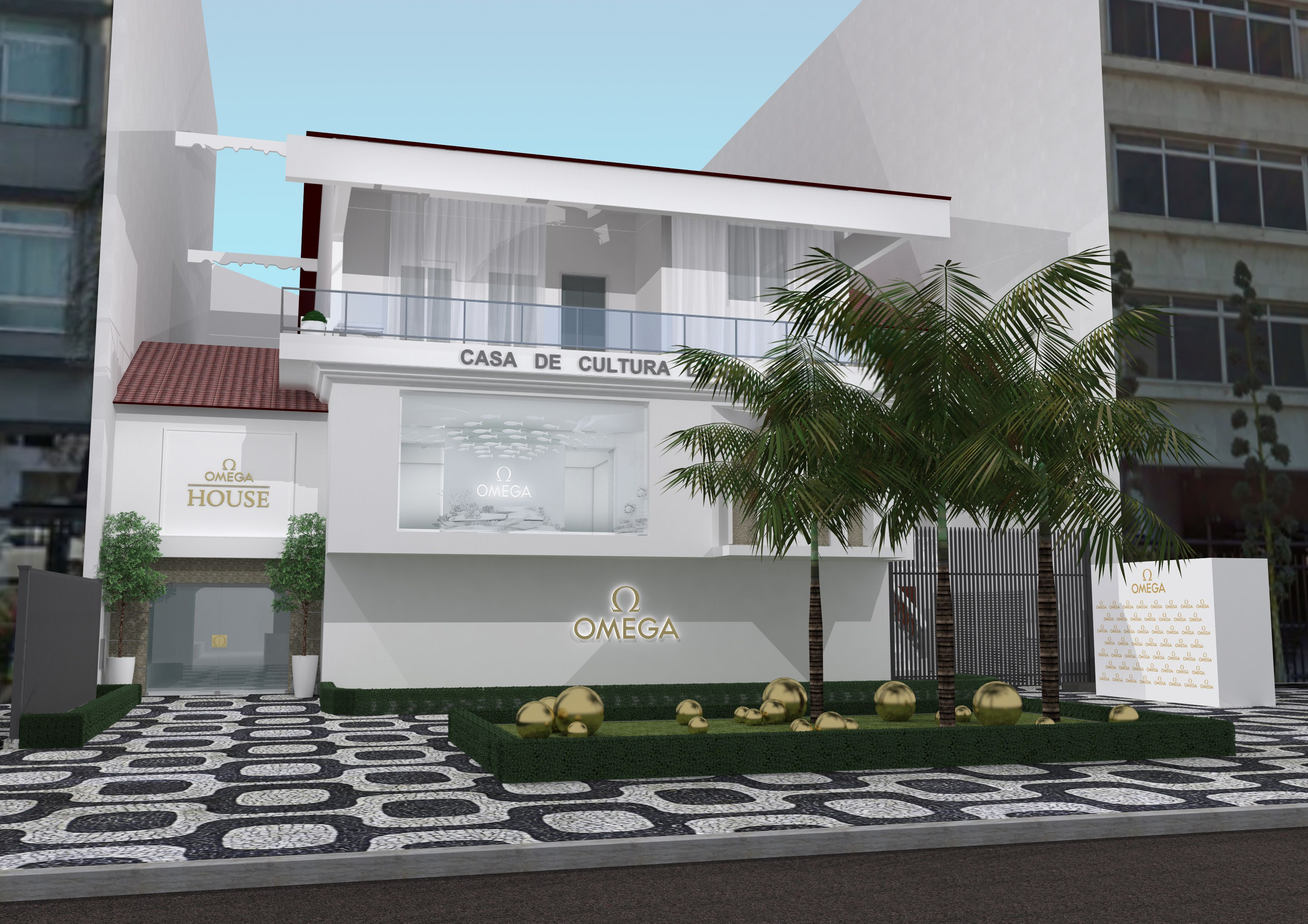 OMEGA House Rio_front