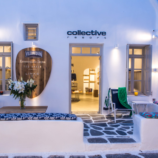 The 2nd Collective Resort in Mykonos