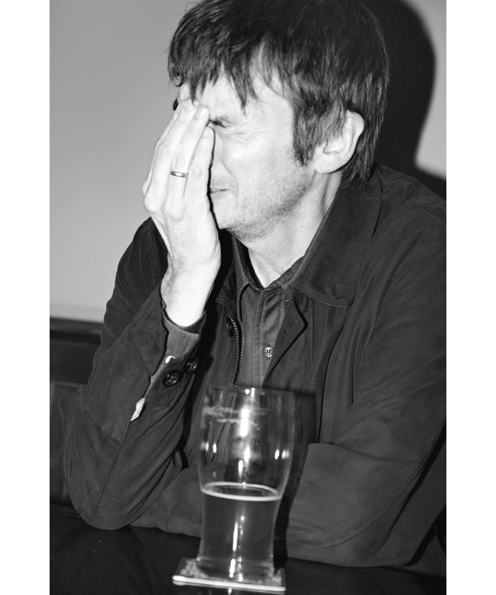 The writer Ian Rankin