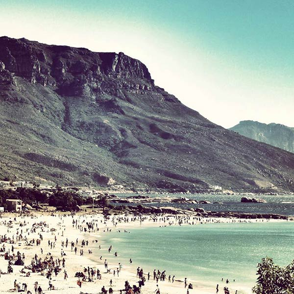 A day in Cape Town