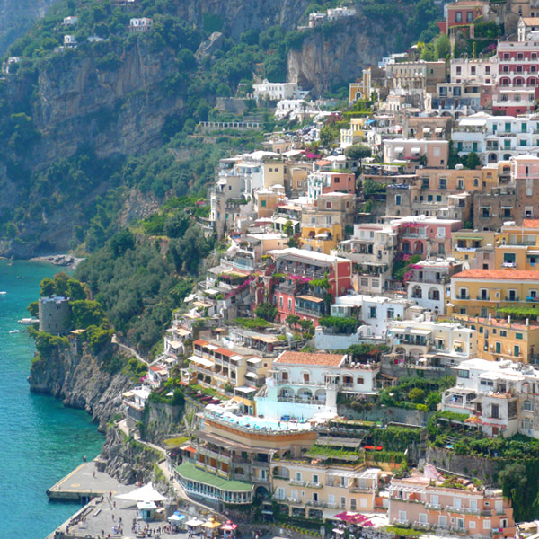 The Italian road trip