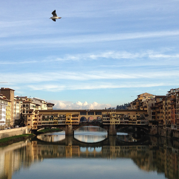 A day in Florence by George Parisis