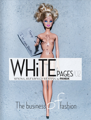 White Pages magazine