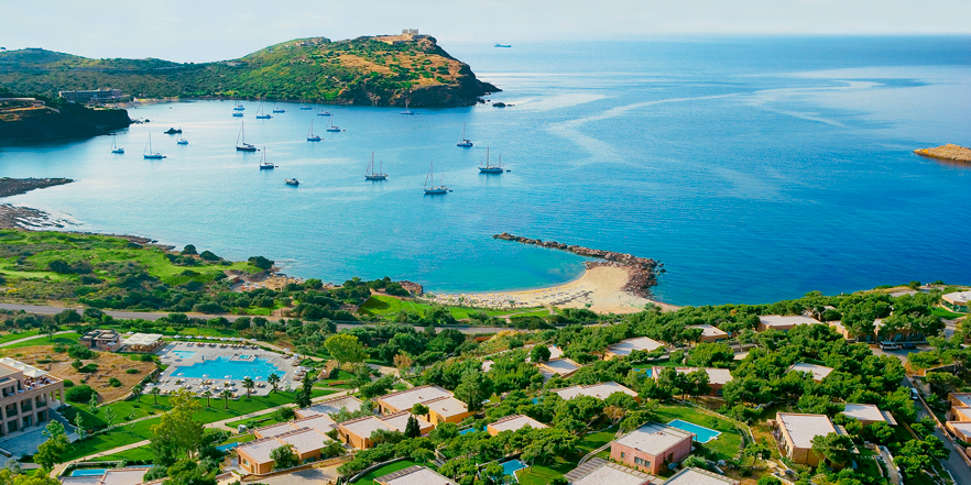 A day at Cape Sounio, Grecotel Exclusive Resort