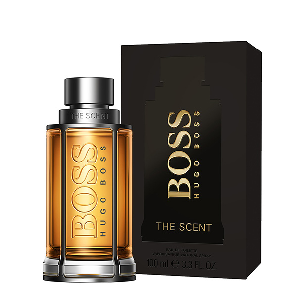 REAWAKEN THE SENSES WITH 'BOSS THE SCENT'