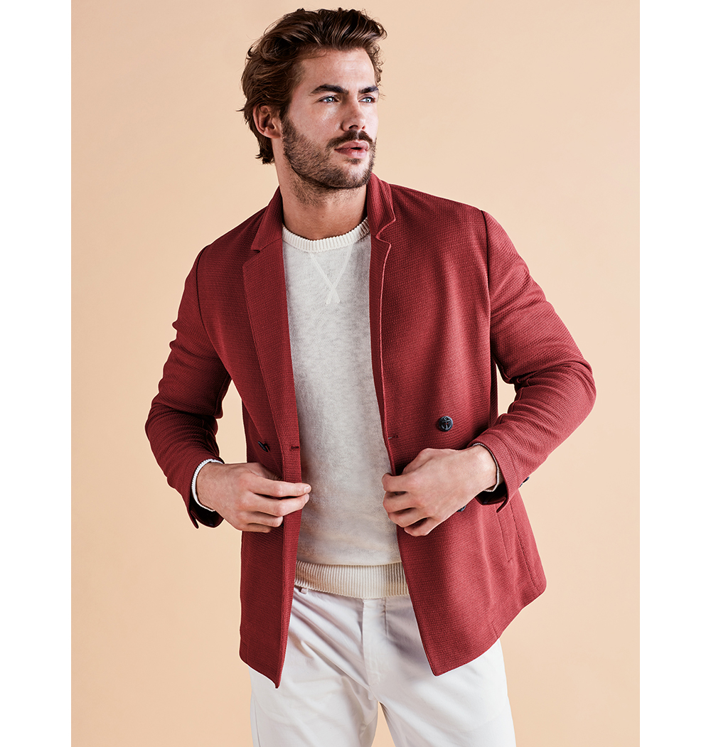 Falconeri s menswear collection for next Spring Summer features a rainbow  of trends b75662f4769