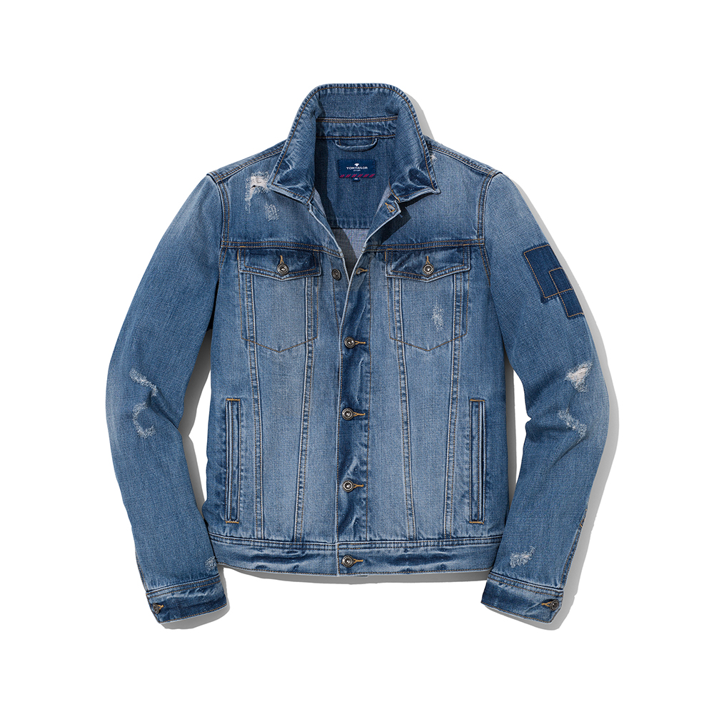 Denim Jacket by Tom Tailor