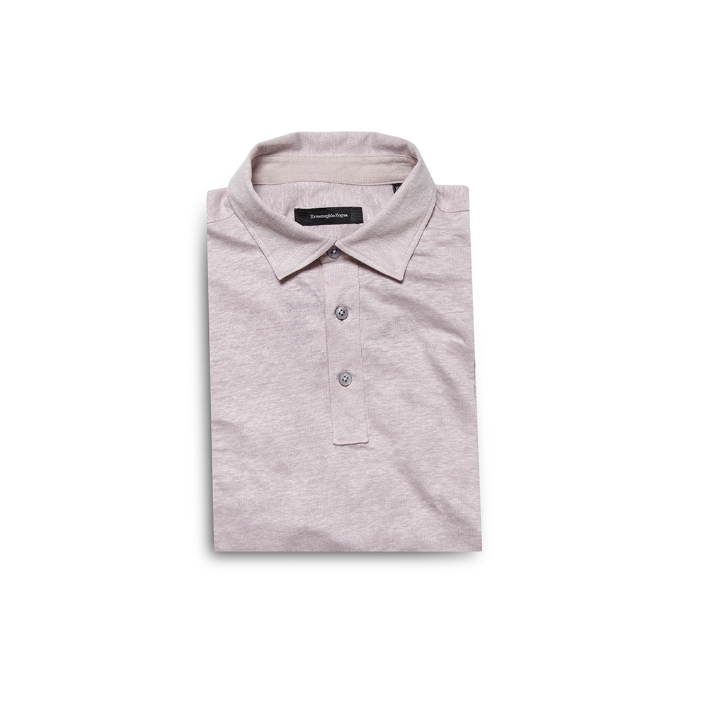 Polo shirt by Ermenezildo Zegna, available at Ermenezildo Zegna Boutique.