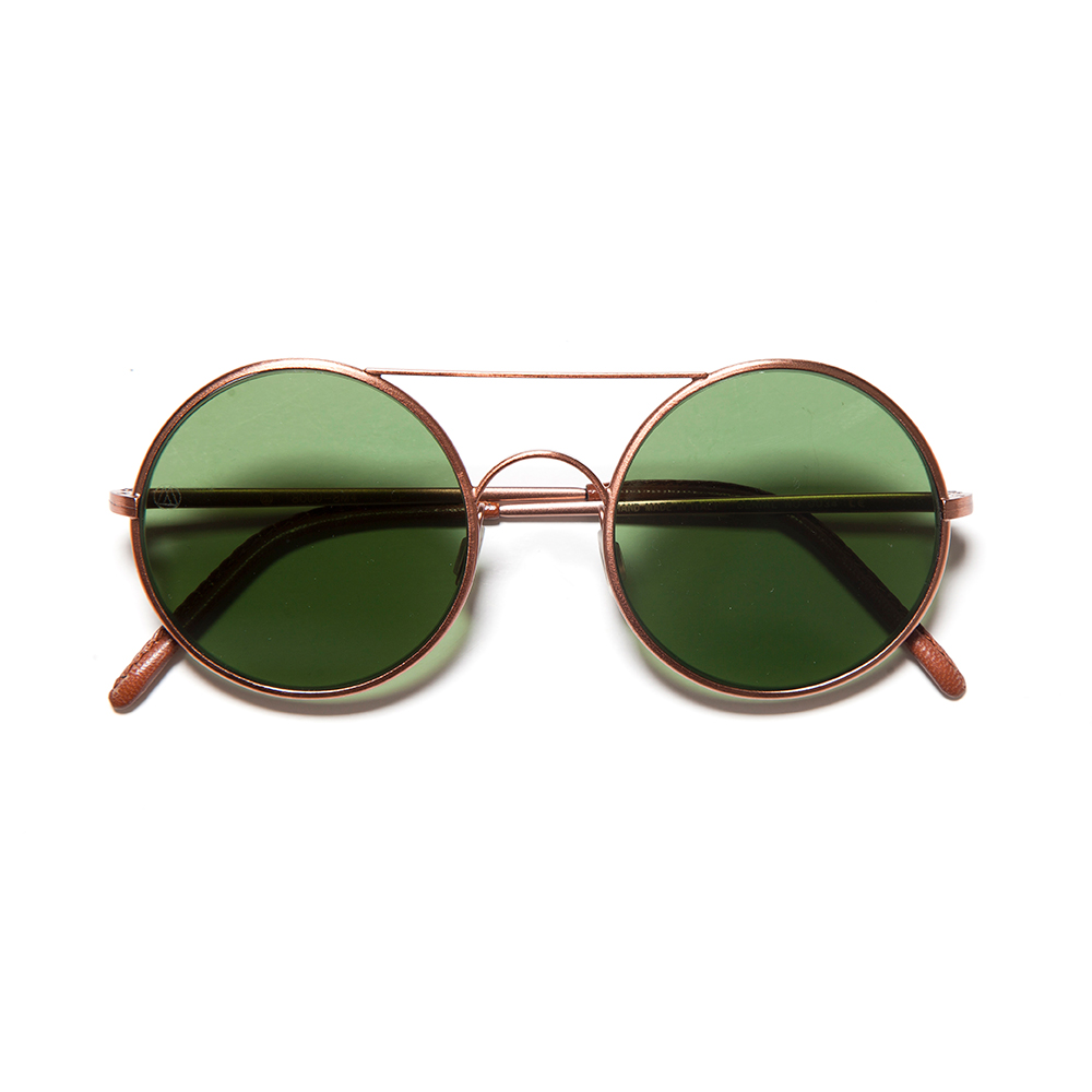 Sunglasses by Yohji Yamamoto, available at Tartaras.