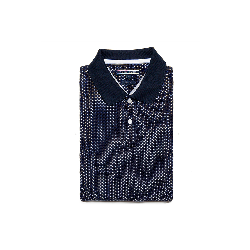 Polo shirt by Tommy Hilfiger, available at Attica The Department Store.