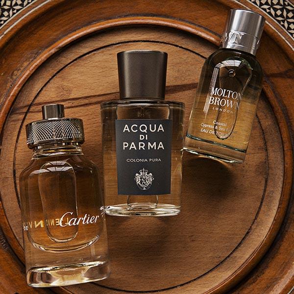 a.m / p.m….Perfume timing