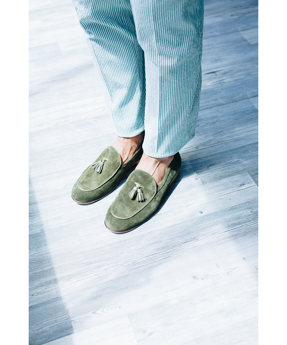 Καστόρινα loafers από τη συλλογή του Classico, Διαθέσιμα στο κατάστημα  Classico Uomo, Μαίζωνος 95-Πάτρα και και online στο www.classico.gr.