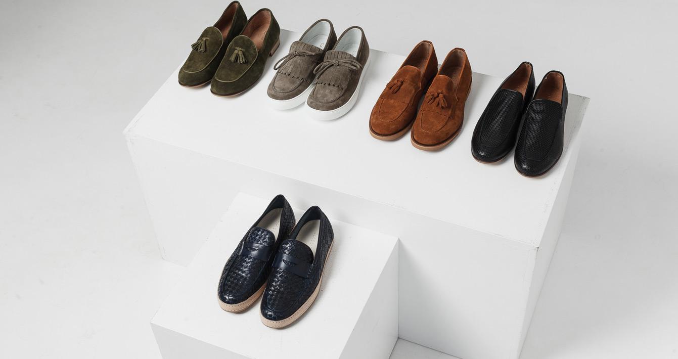 Summer shoe stories