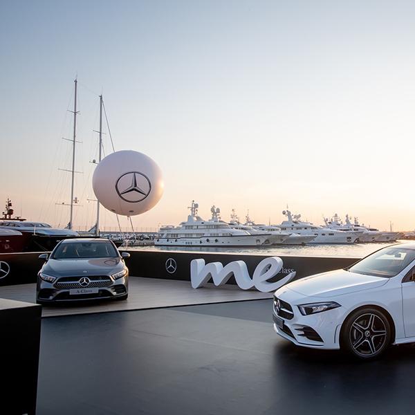 Η Mercedes-Benz γιορτασε την αφιξη της νεας A-Class στην Ελλαδα