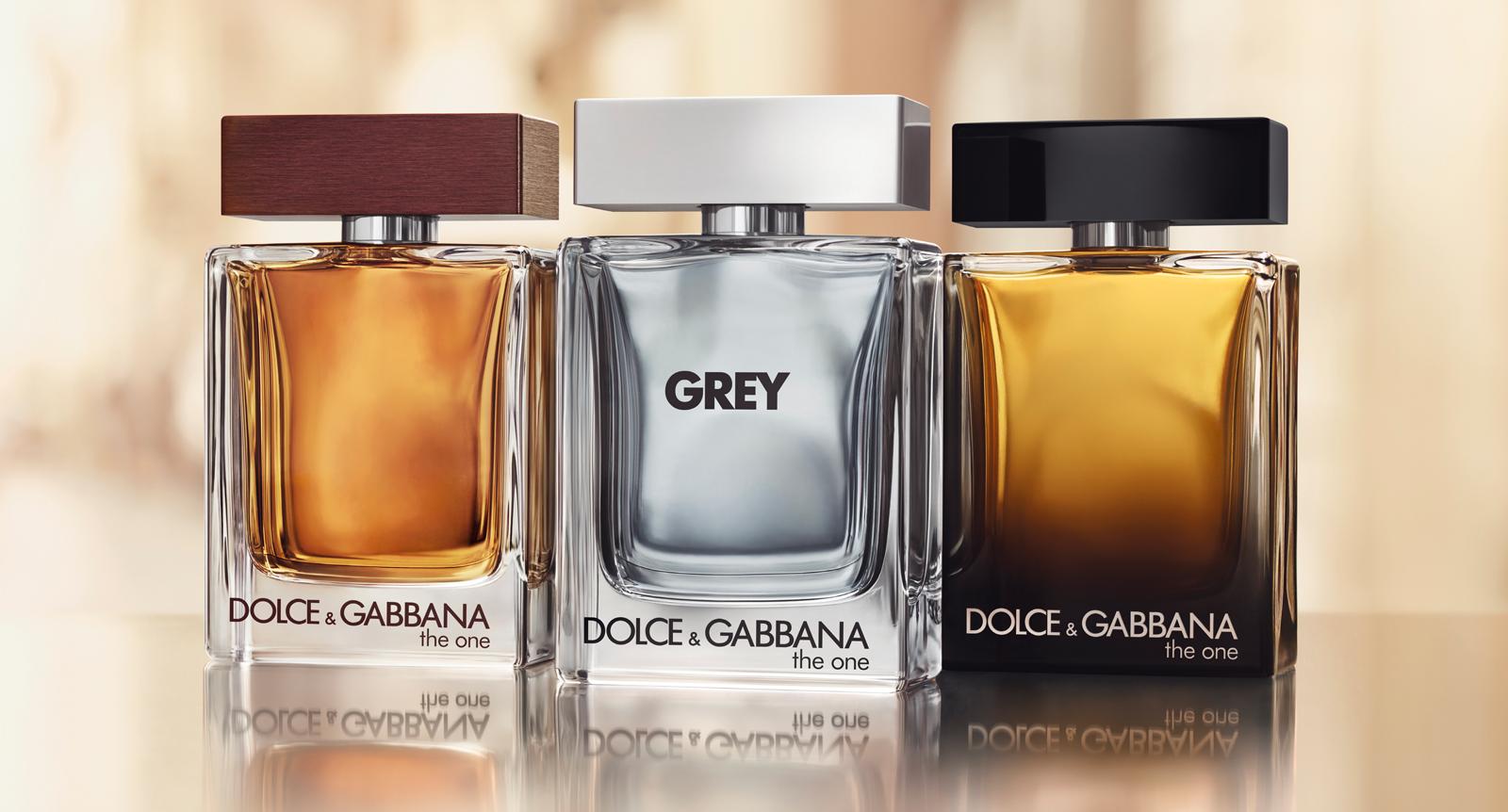 Dolce & Gabbana Beauty – The One Grey