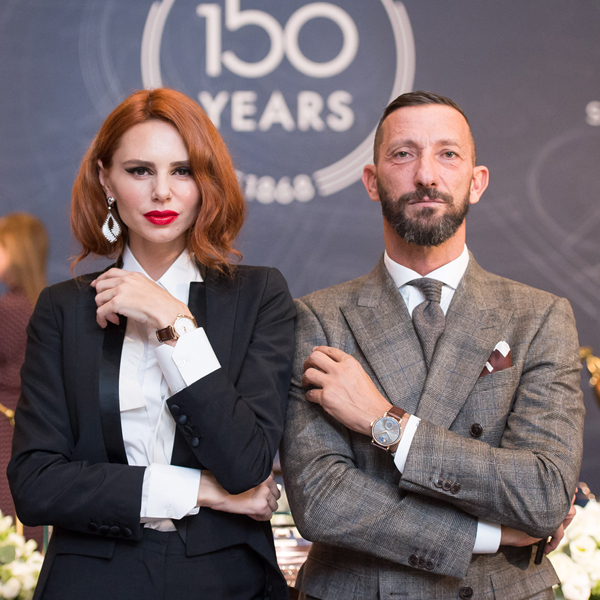 IWC & TASTE THE FASHION 2018