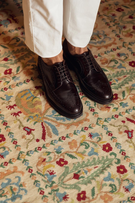 Ένα ωραίο ζευγάρι κλασικά παπούτσια 5e1a63f244d