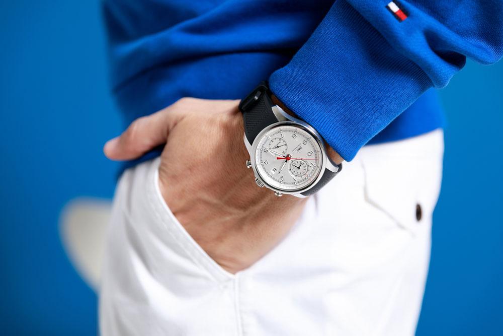 4a65a6814af0 Ρολόι Portugieser Yacht Club Chronograph