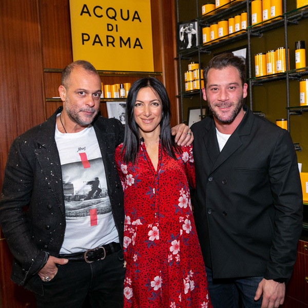 Acqua di Parma – Barbiere Event