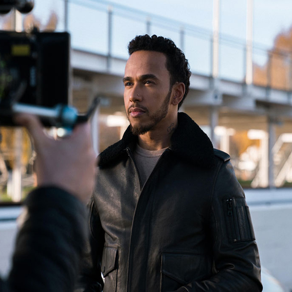 IWC Lewis Hamilton New Movie