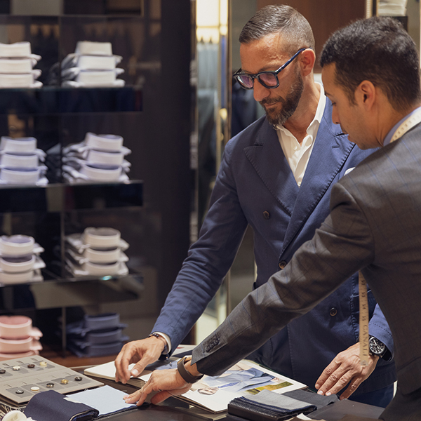 Canali, tailor made perfection