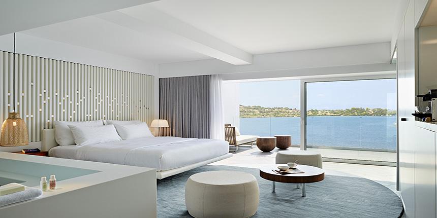Nikki Beach Resort & Spa στο Πόρτο Χέλι