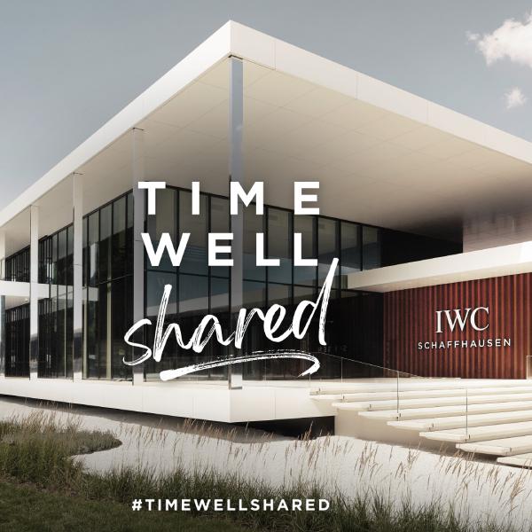 IWC #TimeWellShared