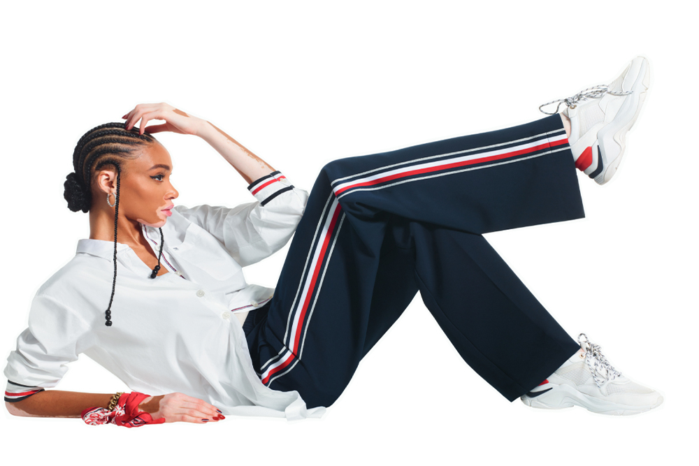 TOMMY HILFIGER ICONS COLLECTION