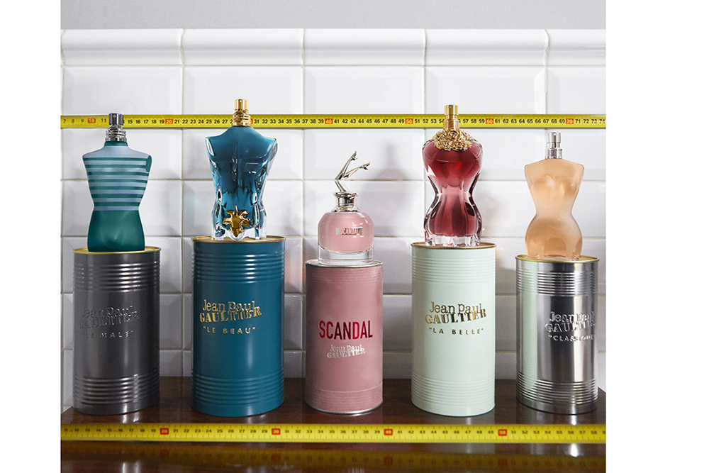 At Home With Gaultier