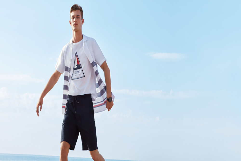 TOMMY HILFIGER | TH COOL MENSWEAR & WOMENSWEAR