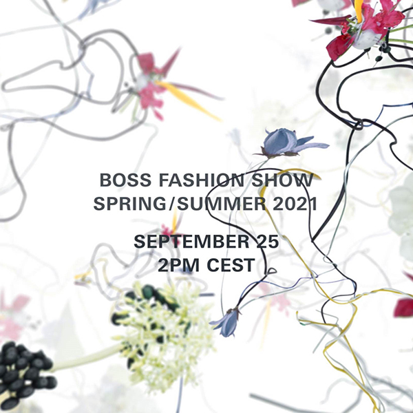 BOSS FASHION SHOW SPRING/SUMMER 2021